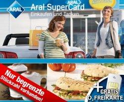 Tanken für die Hälfte dank 10€ Aral Gutschein für 5€
