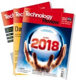 Technology Review 3 Ausgaben kostenlos & selbstkündigend