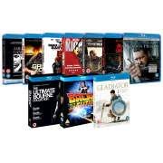 Ultimate Action Blu-ray Bundle – 10 top Filme inkl. 2 Collections für insgesamt ca. 12€ inkl. Versand bei zavvi und thehut