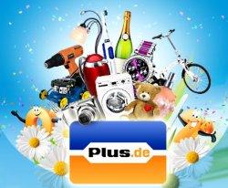 Wieder da: Dailydeal 15 Euro statt 30 Euro bei Plus.de