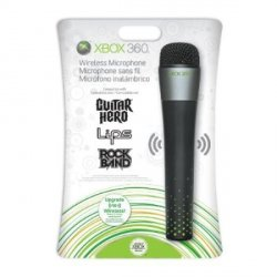 Xbox 360 Wireless Microphone für 6,84 €