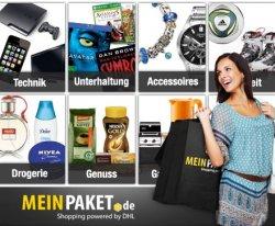 30€-MeinPaket Gutschein für nur 14,99 €