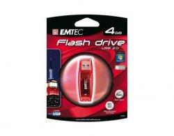 4GB USB FlashDrive C400 von Emtec für 5€ inkl. Versandkosten