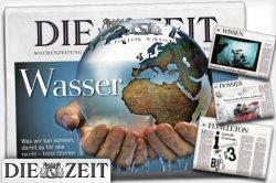 5 Ausgaben der Wochenzeitung DIE ZEIT – Druckreif in Deinen Briefkasten für 7,50 statt 20 Euro