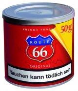 50g Dose Tabak Marke: Route 66 für umsonst