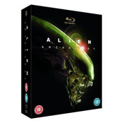 Alien Anthology Box Set (6 Discs) (Blu-ray) nur 22,49 € (inkl. Versand)
