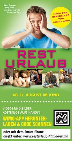 """Am 02. August zwei kostenlose Tickets für """"Resturlaub"""" – Preview sichern"""