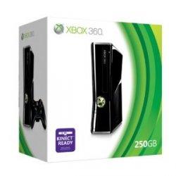 Amazon: Xbox 360 Slim (250 GB) + 3 Spiele nur 249 €