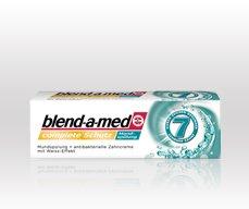 blend-a-med Complete Schutz Mundspülung + antibakterielle Zahncreme kostenlos
