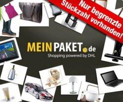 Der MeinPaket Ober-Hammer fürs Wochenende: Gültig von Freitag, 10 Uhr bis Montag, 10 Uhr! T-Com Sinus 502 Telefon für 19,99