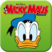Donald Duck Wecker, kostenlose App