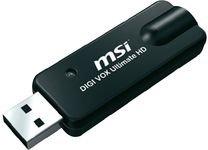 DVB-T-Stick MSI Digivox Ultimate HD mit Stabantenne und Fernbedienung nur 9,95 Euro inkl. Versand