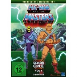 He-Man and the Masters of the Universe – Season 1 für 10€