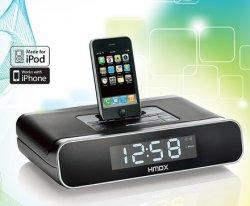 HMDX-B145 Radiowecker und iPhone Dockingstation-Gutschein für nur 59,99 statt 100 Euro