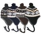 Inka-Wintermütze von Aspen für 1,99€