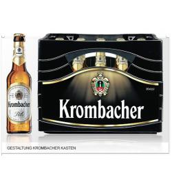 Krombacher Pils o. Radler 20x 0,5l nur 8,88€ nur heute bei Real!!!