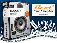 MAGIX Music Maker 16 gratis bei Pearl