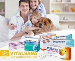 Medikamente im Wert von 4,05€ kostenlos bestellen (inkl. Versand) oder für ca. 15€ bestellen und nur 7€ zahlen!