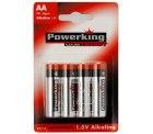 Mignon-Batterien 4 Stück für umsonst bestellen