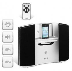 MP3 Player, Handy, Lautsprecher Station für 15,94 € inkl. Versand.