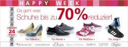 Neckermann.de Sportmode / Schuhe bis 70% Reduziert. Fr. 26.08.11