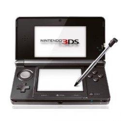 Nintendo 3DS – Konsole schwarz / blau 159€