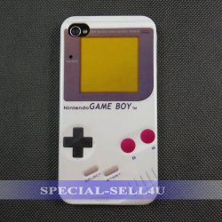Nintendo Game Boy Hard Cover Case für iPhone