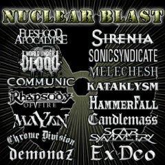 Nuclear Blast Heavy Summer 2011 und 3 weitere MP3-Alben kostenlos bei Amazon