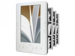 Odys MediaBook Scout e-Reader/Multimedia-Player + 5 ebook gratis dazu für nur 49 €