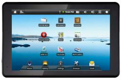 PC Tablet PID 7901 – WLAN-Internet-Computer im handlichen Buchformat für nur 66 Euro (UVP 179 Euro)