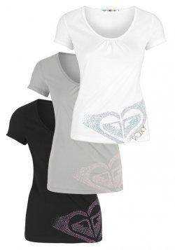 ROXY SMU Summer Love Headdots T-Shirt in 3 Farben für wahnsinnige 9,99 € (Versandkostenfrei!!)