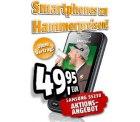 Samsung Star S5230 Touchscreen Smartphone ohne Vertrag für 49,95 Euro!!!