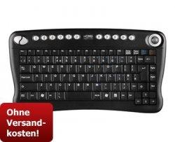 Sharkoon HD Wireless Keyboard RF Optical heute nur 29,99 inkl. Versand