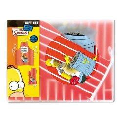 Simpsons Grillschürze + Grillhandschuh für 6,49€ versandfrei