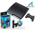 Sony PlayStation 3 320 GB + PlayStation Move-Starter-Paket für wahnsinnige 269,00 €!!