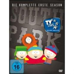 South Park Staffel 1- 13 für je 10€ bei amazon