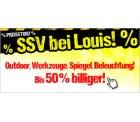SSV bei Louis – bis 50% Rabatt