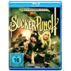 Sucker Punch (Kinofassung + Extended Cut, inkl. Digital Copy) (2 Discs) Blu-ray