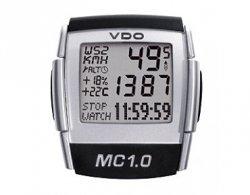 VDO MC 1.O Fahrradcomputer, der Klassiker mit Höhenmessung für nur 43,90 inkl. Versand
