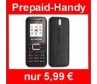 Vodafone 246 CallYa Prepaid Handy in schwarz oder weiß  für 5,99 € incl. Versand