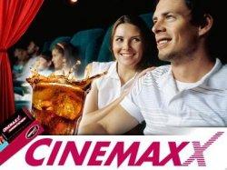 2 CinemaxX Gutscheine + 2x 0,5l Softdrink für nur 5€