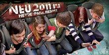 2 Tageskarten für den Heide-Park nur 1 bezahlen! (37€ sparen)
