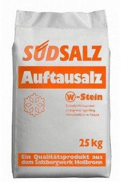 25 kg Sack Streusalz für 10,80€ versandkostenfrei