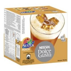 3 Packungen Nescafe Dolce Gusto Nestea Peach gratis (48 Kapseln Gratis)