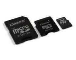 8GB microSDHC Speicherkarte Kingston Class 4 für 7,95 € – keine Versandkosten