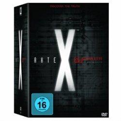 Akte X – Complete Box (53 DVDs) mit allen 9 Staffeln für 80,99 Euro