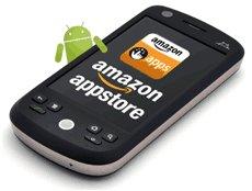 Amazon App-Store für Androids verfügbar