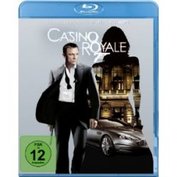 Amazon: James Bond – Casino Royale [Blu-ray] nur 5,99 € (inkl. Versand)