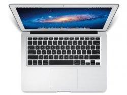 Apple MacBook Air 13″ für 769,90€ statt 1069 €(128 GB SSD, 1,325kg, 0,3 bis 1,7 cm)