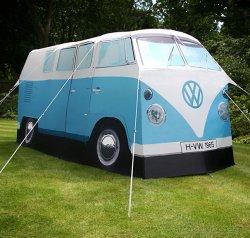 Campingzelt VW-Bus T1 für 349€ incl. kostenlosem festival-bundle